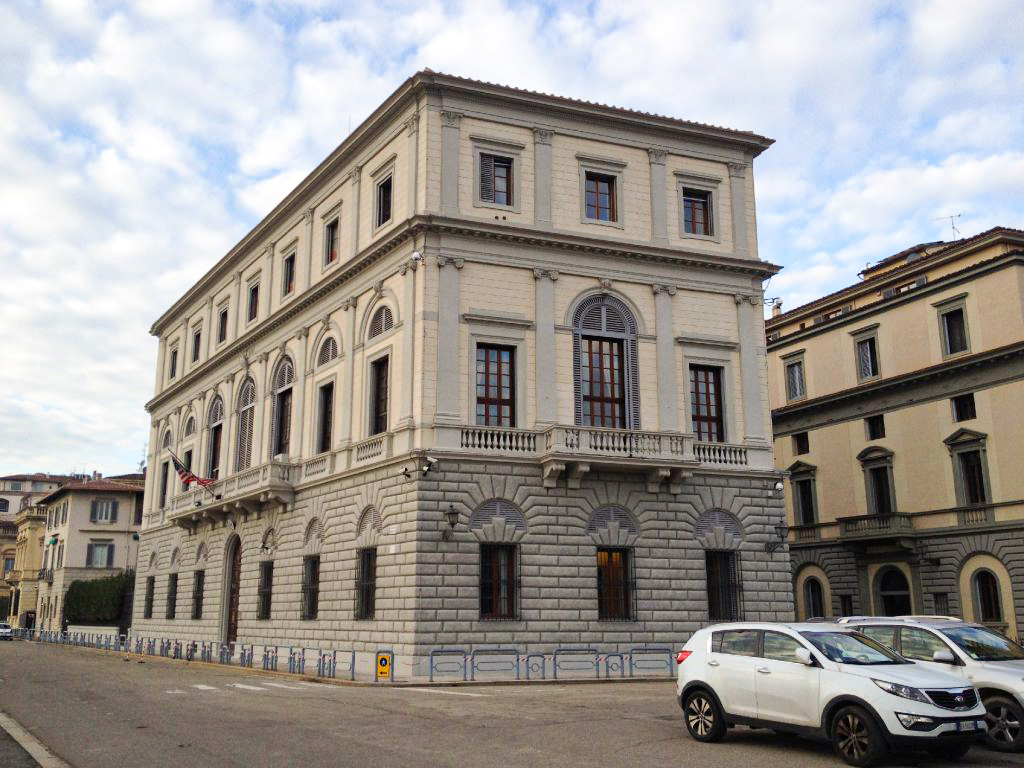 US consulate in Florence