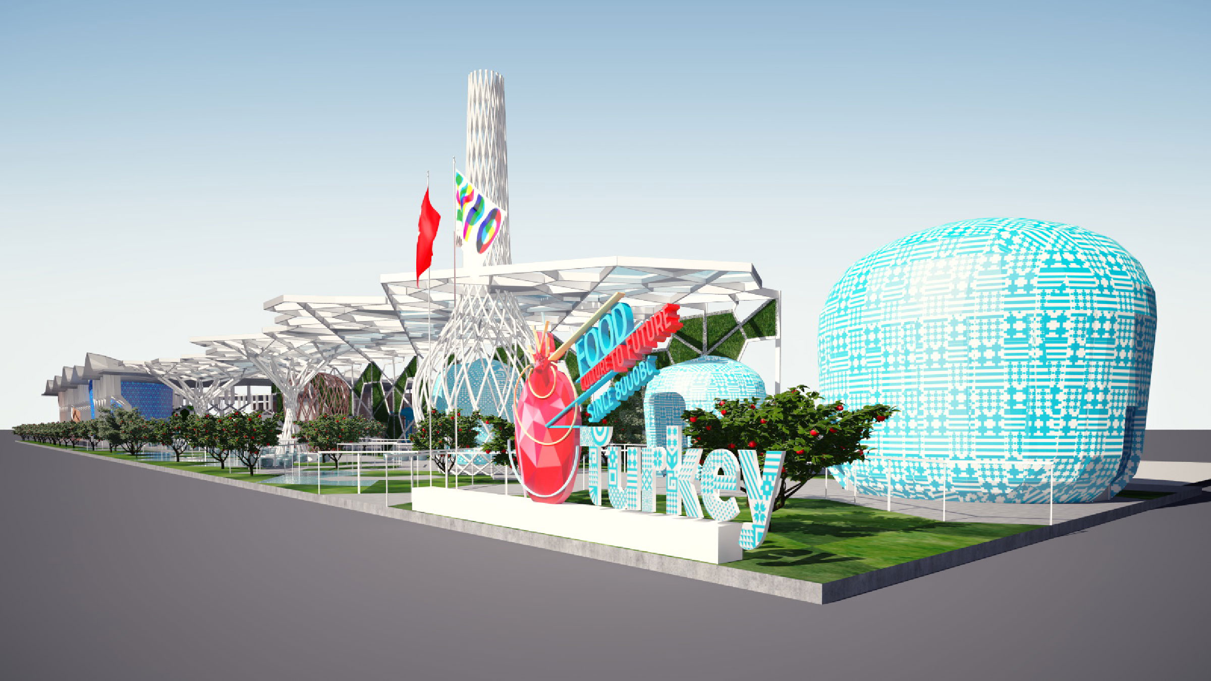 Turkey Pavillon 2015