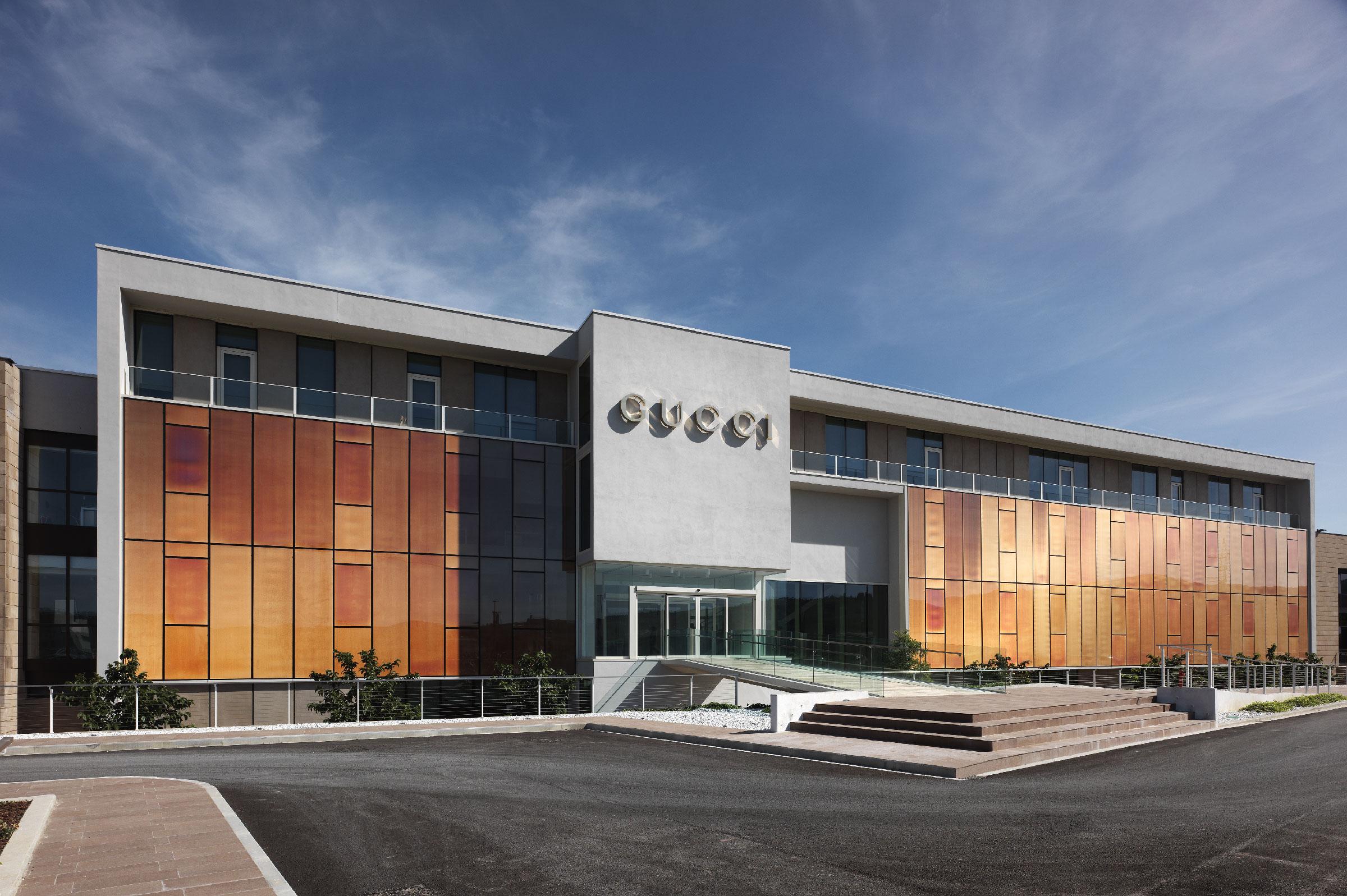 Gucci HQ