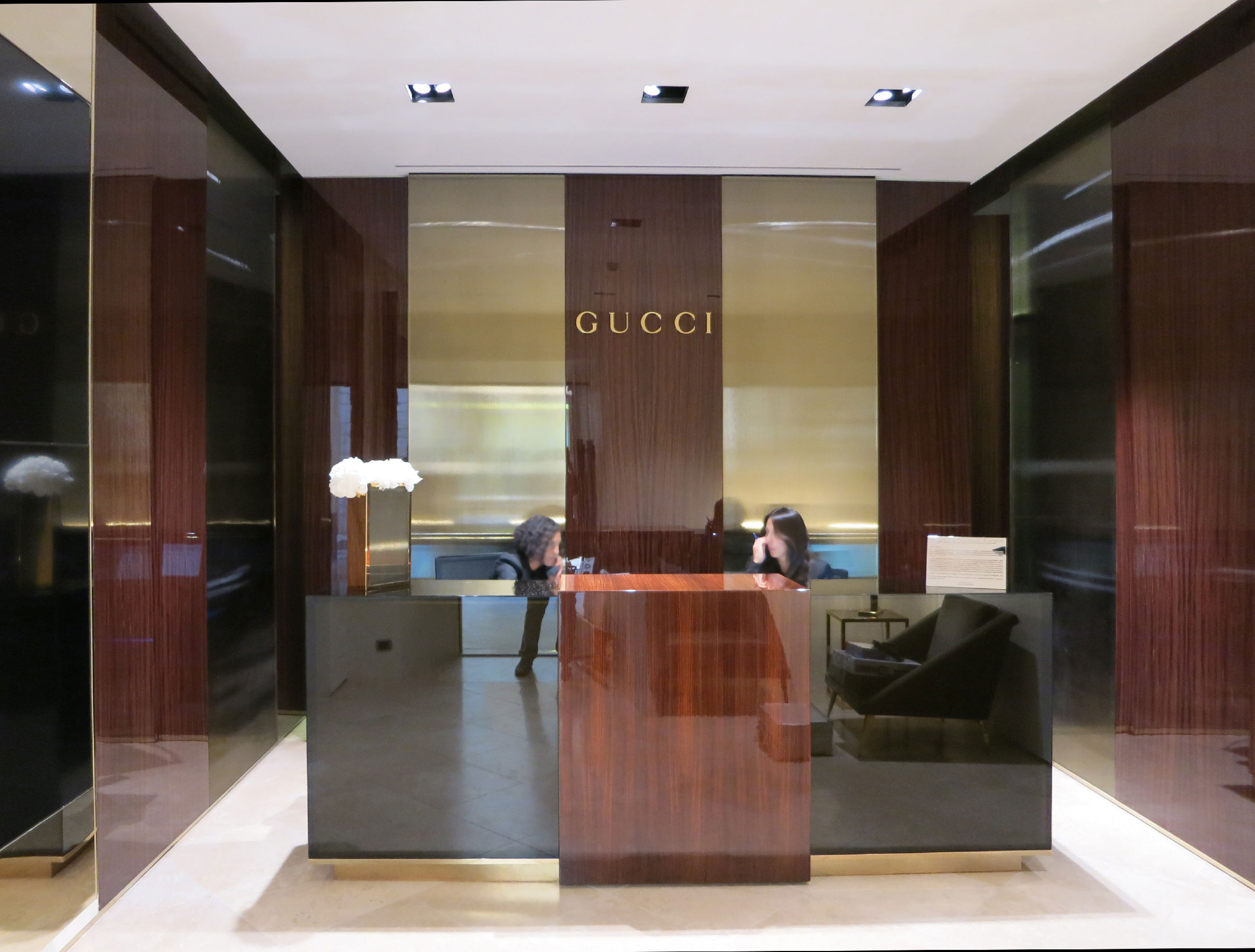 Gucci Stylist Office and Showroom