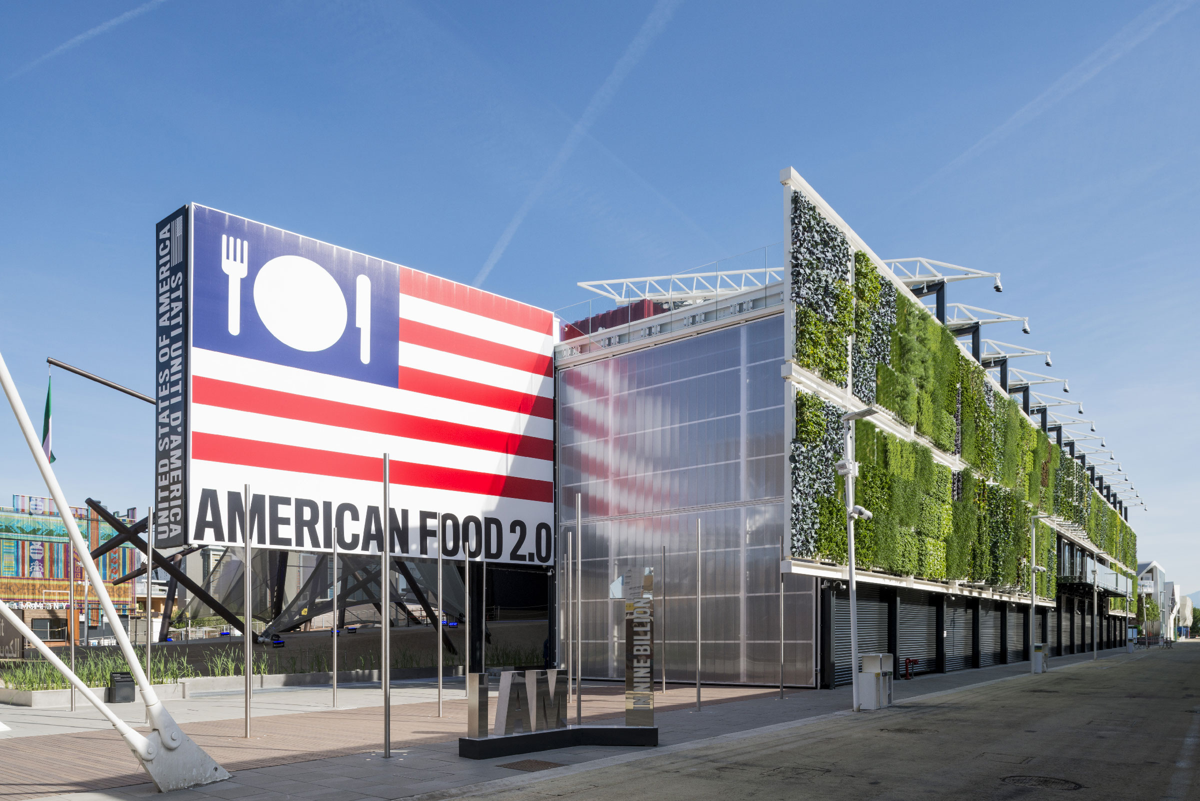 Milan Expo US Pavillion